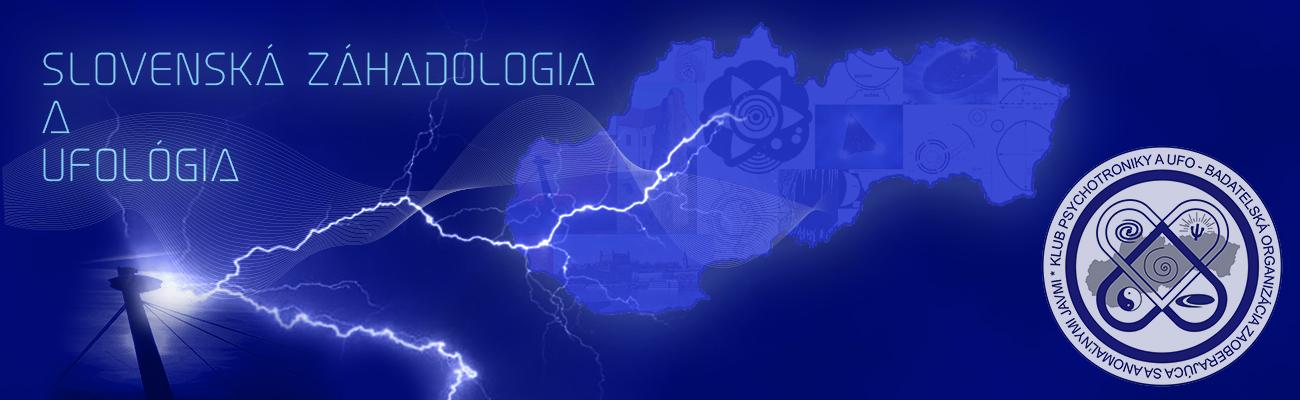 Slovenská záhadologia a ufológia